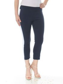INC Womens Navy Pants Petites Size: 0