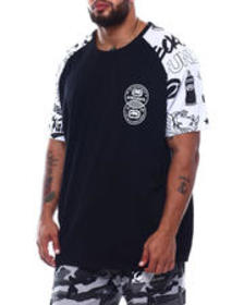 Ecko out of bound s/s knit (b&t)