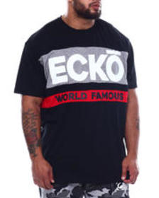 Ecko loud and proud s/s knit (b&t)