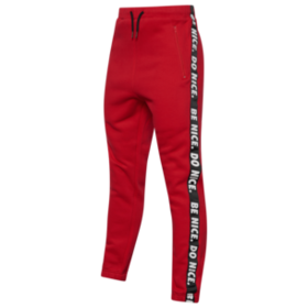 Live Life Nice Taped Jogger
