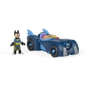 Fisher-Price Imaginext Teen Titans Go! Robin & Bat