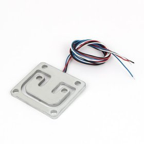 100kg 42mm x 38mm x 3mm Electronic Scale Body Load