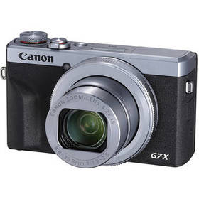 Canon PowerShot G7 X Mark III Digital Camera (Silv