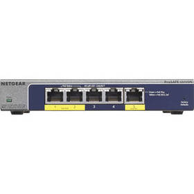 Netgear ProSafe Plus 5-Port Gigabit Ethernet Switc