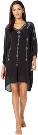 Wrangler Western Dress with Embroidery