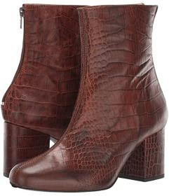 Free People Croc Cecile Ankle Boot