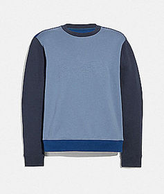 Coach pop horse and carriage sweatshirt