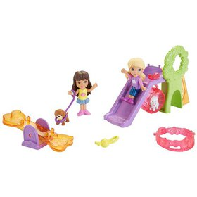 Fisher-Price Nickelodeon Dora & Friends, Doggie Pa