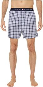 Tommy Hilfiger Single Hanging Woven Boxer
