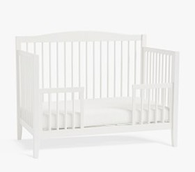 Pottery Barn Emerson 4-in-1 Toddler Bed Conversion