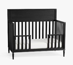 Pottery Barn Rosalie 4-in-1 Toddler Bed Conversion