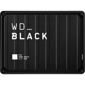 WD 4TB WD_BLACK P10 Game Drive