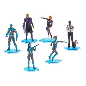 Disney Marvel's Captain Marvel Figure Set