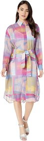 Paul Smith PS Pastel Watercolor Shirtdress
