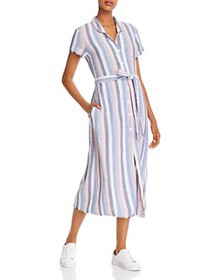 Bella Dahl - Striped Shirtdress