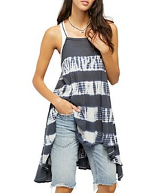Free People - Seashell Tie-Dye Tunic