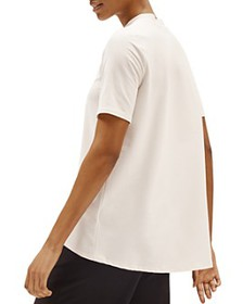 Eileen Fisher - Mock Neck Top