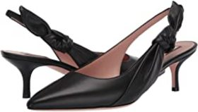Bally Bally - Frida 55/0 Slingback Pump. Color Bla