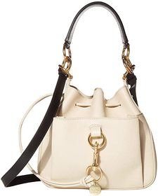 """See by Chloe See by Chloe - 11"""" Drawstring Leather"""