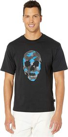 The Kooples Camo Skull T-Shirt