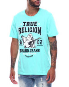True Religion buddha crew neck tee