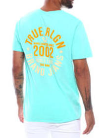 True Religion 2002 crew neck tee