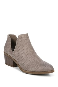 Fergalicious Wilder Perforated Ankle Bootie