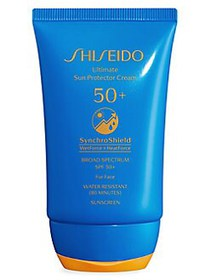 Shiseido Ultimate SPF 50+ Sunscreen Cream NO COLOR