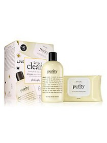Philosophy Purity Keep It Clean 2-Piece Set - $51