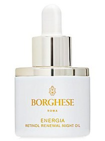 Borghese Energia Retinol Renewal Night Oil NO COLO