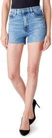 J Brand Jules High-Rise Shorts in Chadron