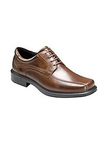 Ecco Helsinki Leather Oxfords BROWN
