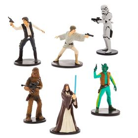 Disney Star Wars Cantina Figure Play Set