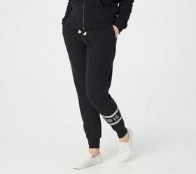 """As Is"" Life is Good Women's French Terry Jogger P"