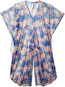 Missoni Mare Printed Long Cover-Up Jumpsuit