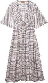 Missoni Mare Long Cover-Up Dress