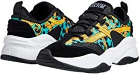 Versace Jeans Couture Leo Chain Print Sneaker