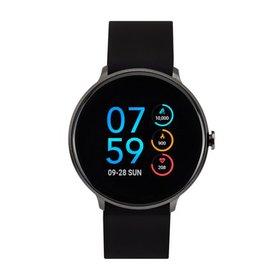 iTouch Sport Silicone Strap Smartwatches with Pedo