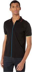 Paul Smith PS Polo with Multicolor Piping