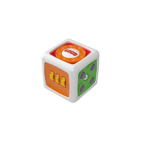 Fisher-Price My First Fidget Cube, 6 sides of play