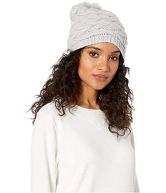 UGG Cable Hat with Pom