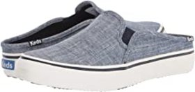 Keds Double Decker Mule Seasonal Solids