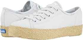 Keds Triple Kick Cotton Canvas Jute