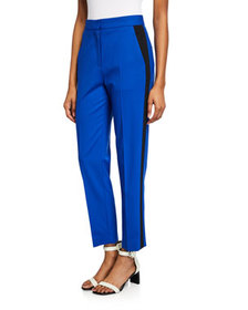 Rag & Bone Poppy High-Waist Ankle Pants