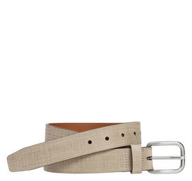 Johnston Murphy Cross Hatch Embossed Belt