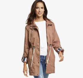 Johnston Murphy Cotton Anorak