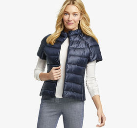 Johnston Murphy Cap-Sleeve Vest