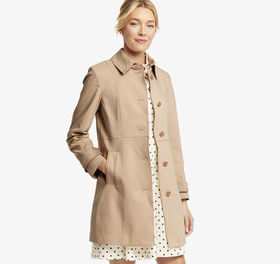 Johnston Murphy Modern Trench