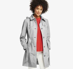 Johnston Murphy Mini-Check Trench