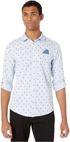 Scotch & Soda Regular Fit - Classic Pocket Shirt w